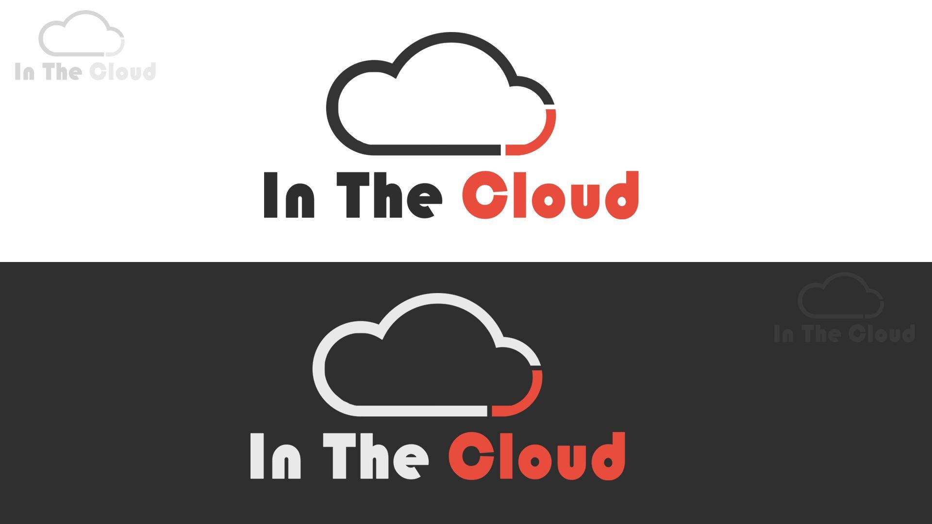 Логотип ИТ-компании InTheCloud - дизайнер RayGamesThe
