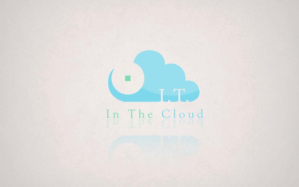 Логотип ИТ-компании InTheCloud - дизайнер CaHgpuk