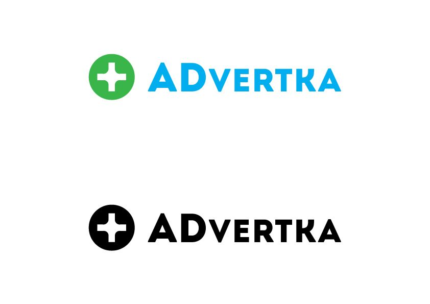 логотип для интернет агентства ADvertka - дизайнер zarin88