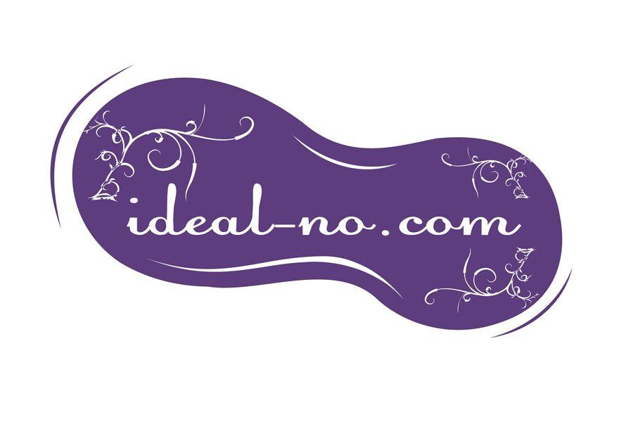 Логотип ideal-no.com - дизайнер pelageya