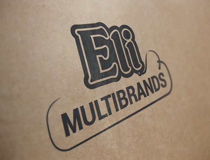 Логотип для компании ELI Multibrands - дизайнер Upright