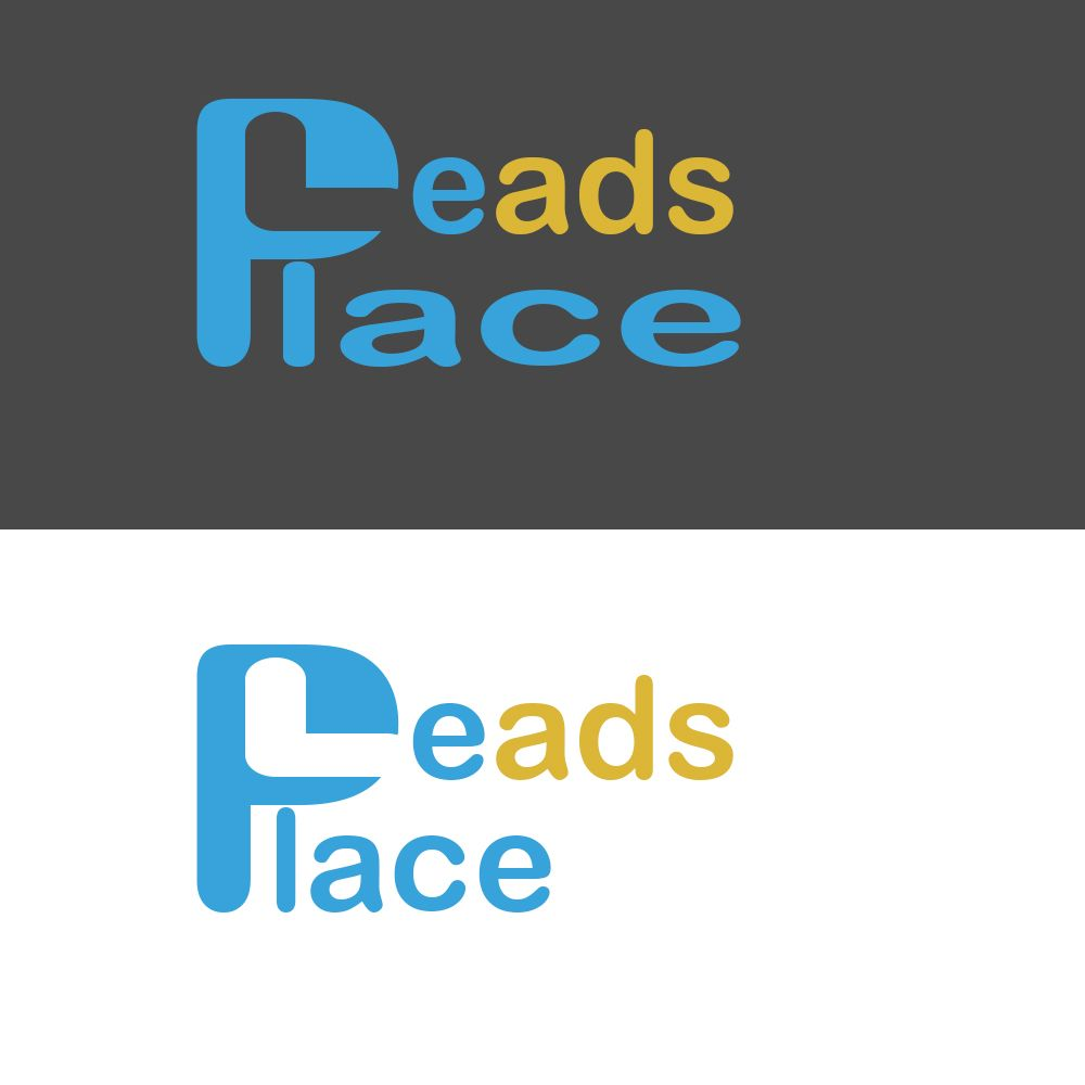 leadsplace.com - логотип - дизайнер Quain