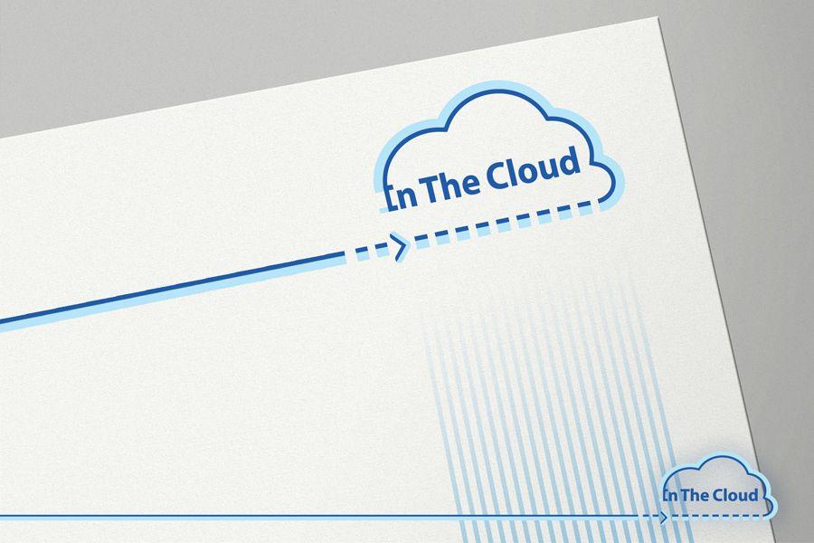 Логотип ИТ-компании InTheCloud - дизайнер little_skylark
