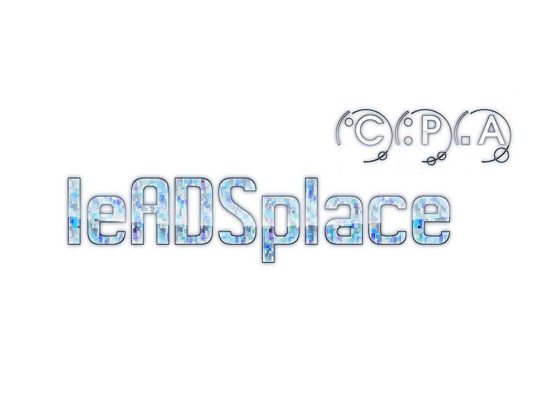 leadsplace.com - логотип - дизайнер Kate_Moz