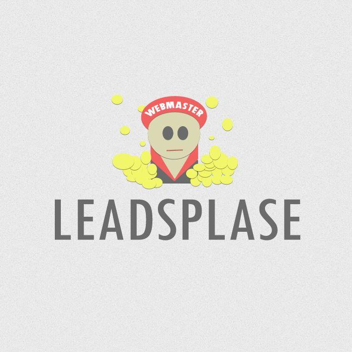 leadsplace.com - логотип - дизайнер rivera116
