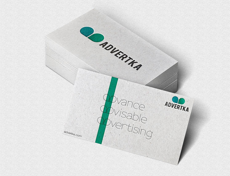 логотип для интернет агентства ADvertka - дизайнер Kirillsh93