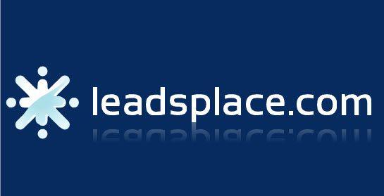leadsplace.com - логотип - дизайнер Gen_1