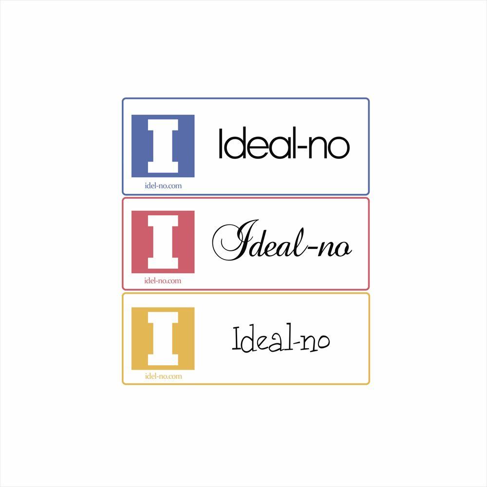Логотип ideal-no.com - дизайнер disy
