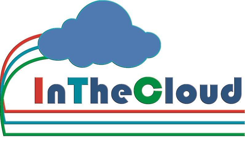 Логотип ИТ-компании InTheCloud - дизайнер Antonska