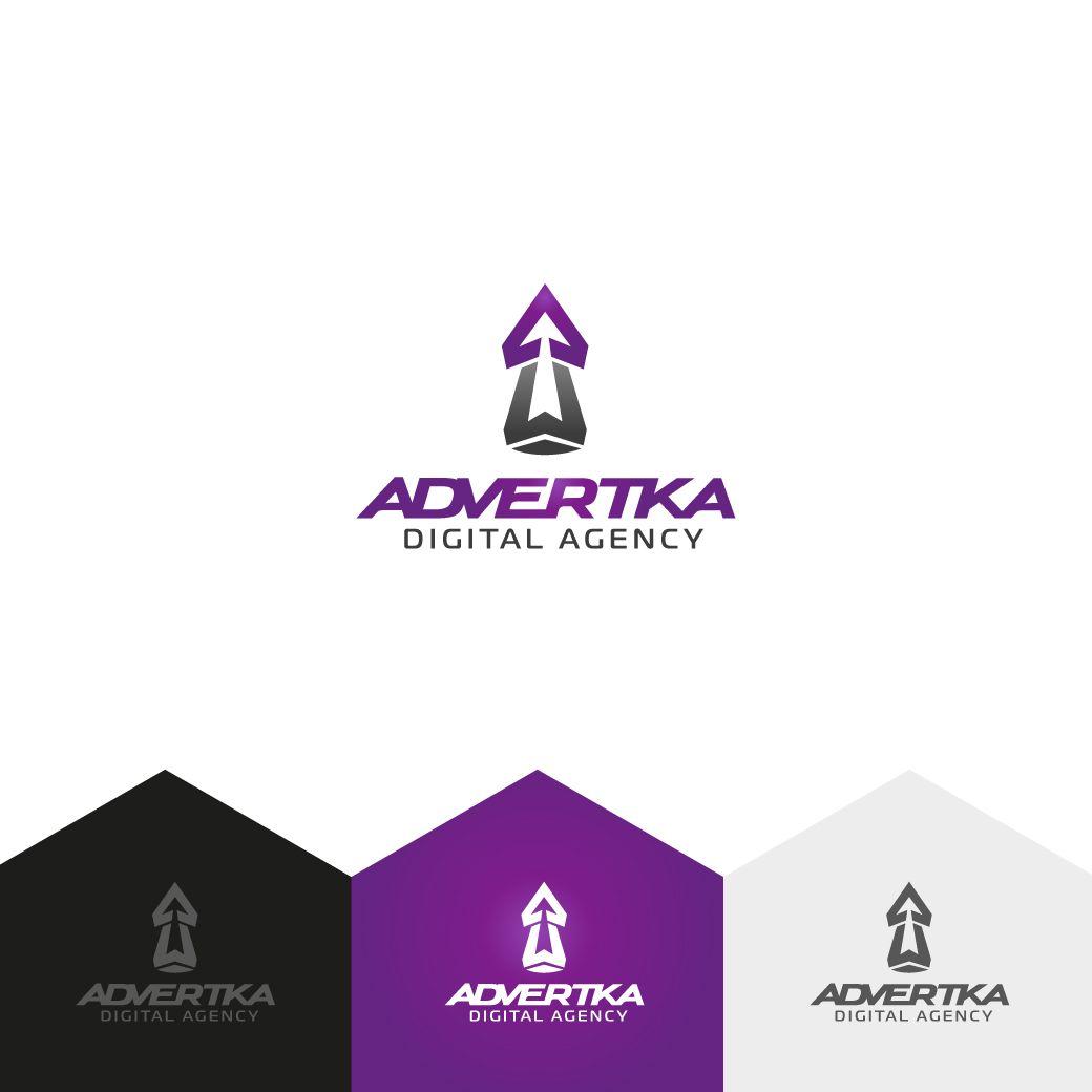 логотип для интернет агентства ADvertka - дизайнер STAF