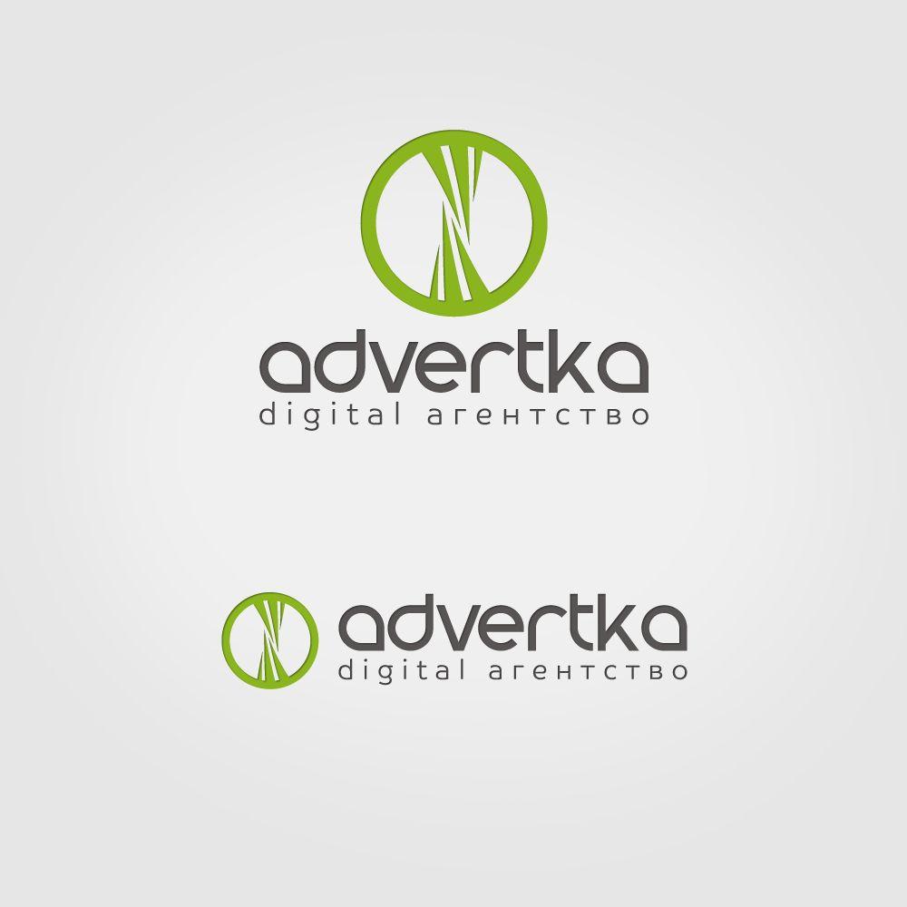 логотип для интернет агентства ADvertka - дизайнер mz777