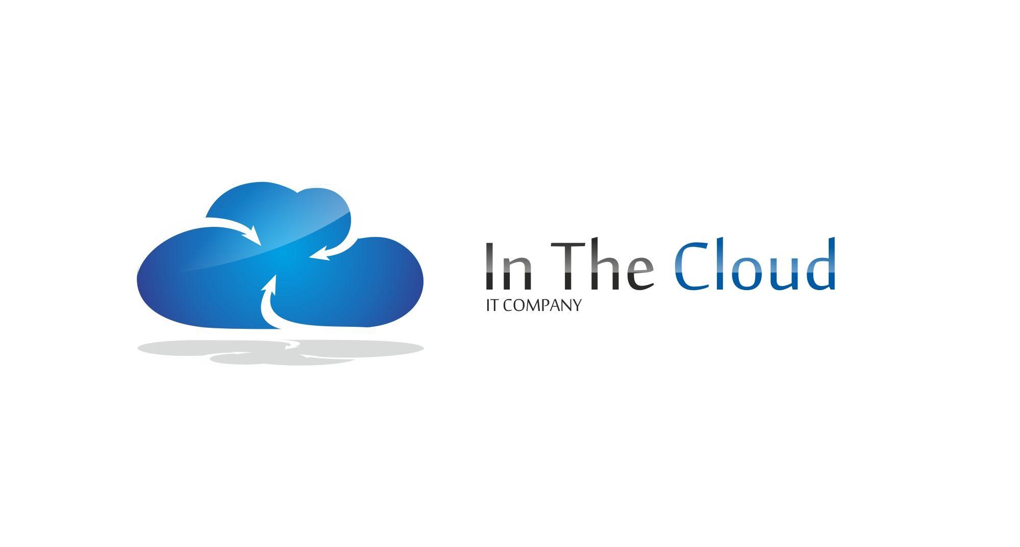 Логотип ИТ-компании InTheCloud - дизайнер infernal0099