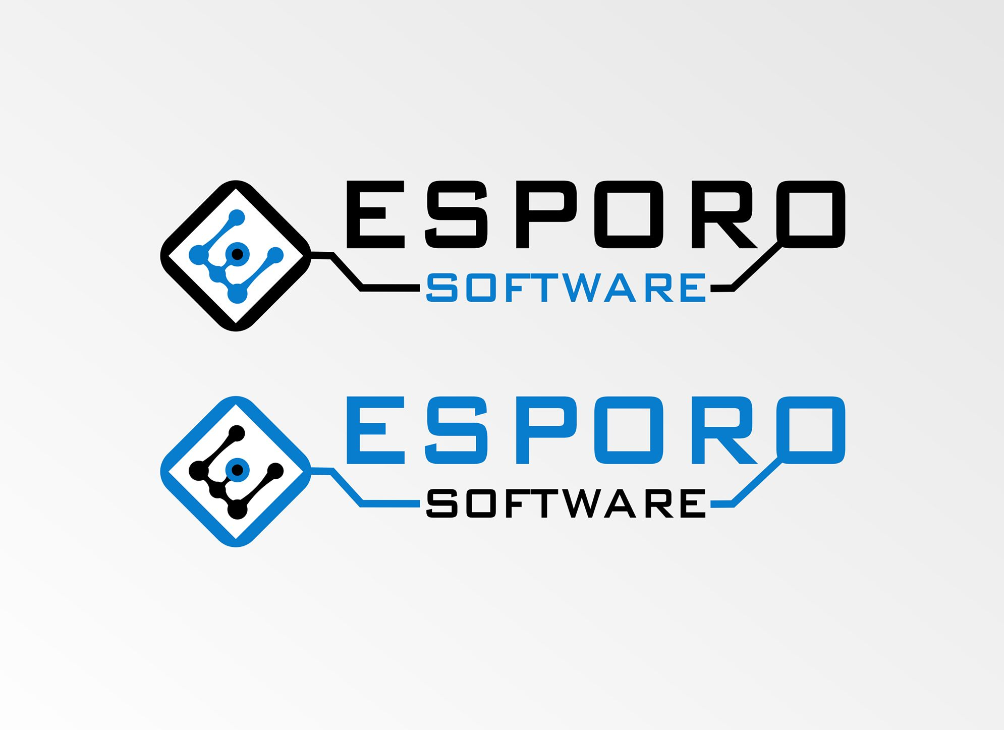 Логотип и фирменный стиль для ИТ-компании - дизайнер vesna