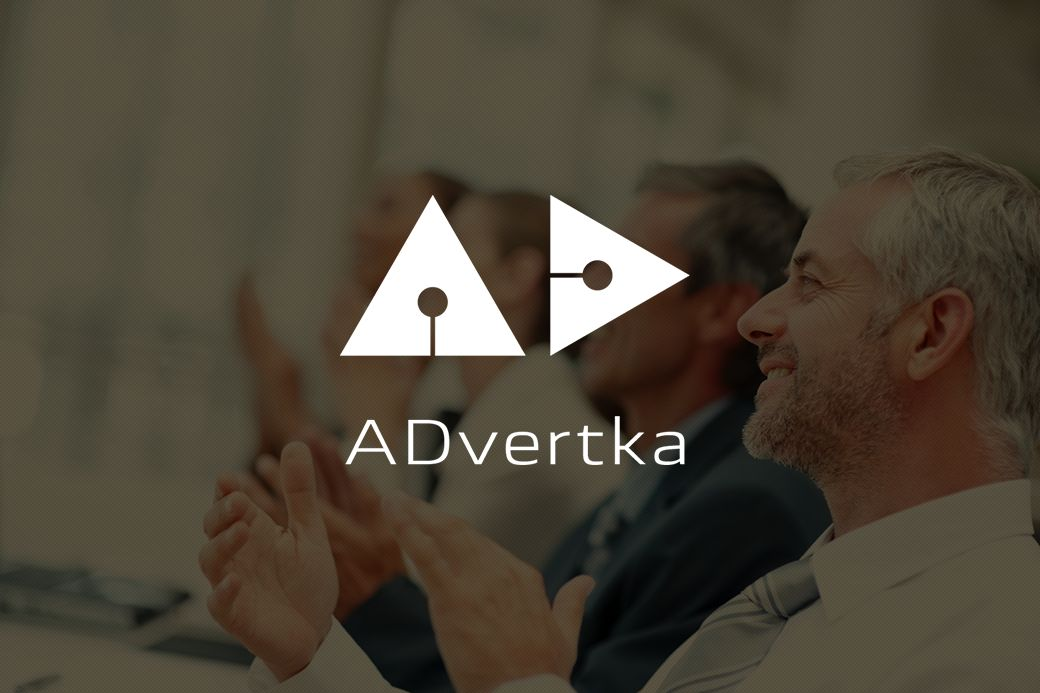 логотип для интернет агентства ADvertka - дизайнер msveet