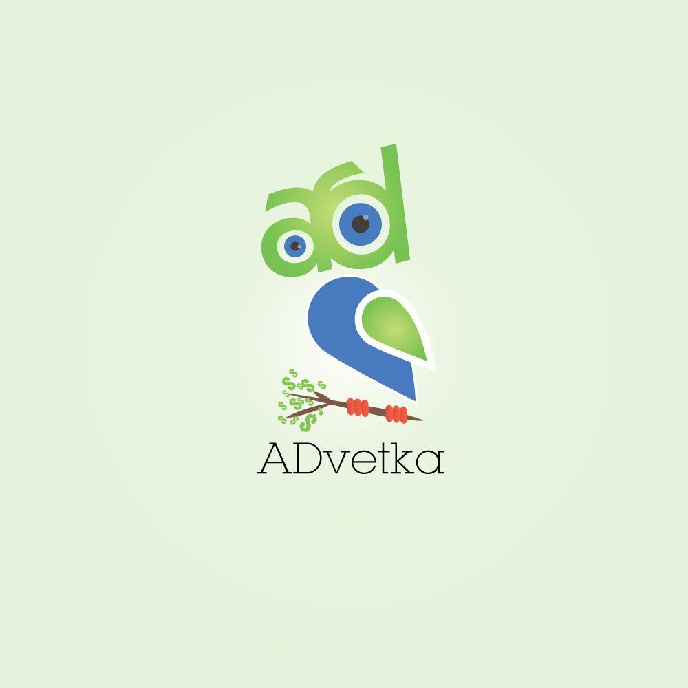 логотип для интернет агентства ADvertka - дизайнер coobinec