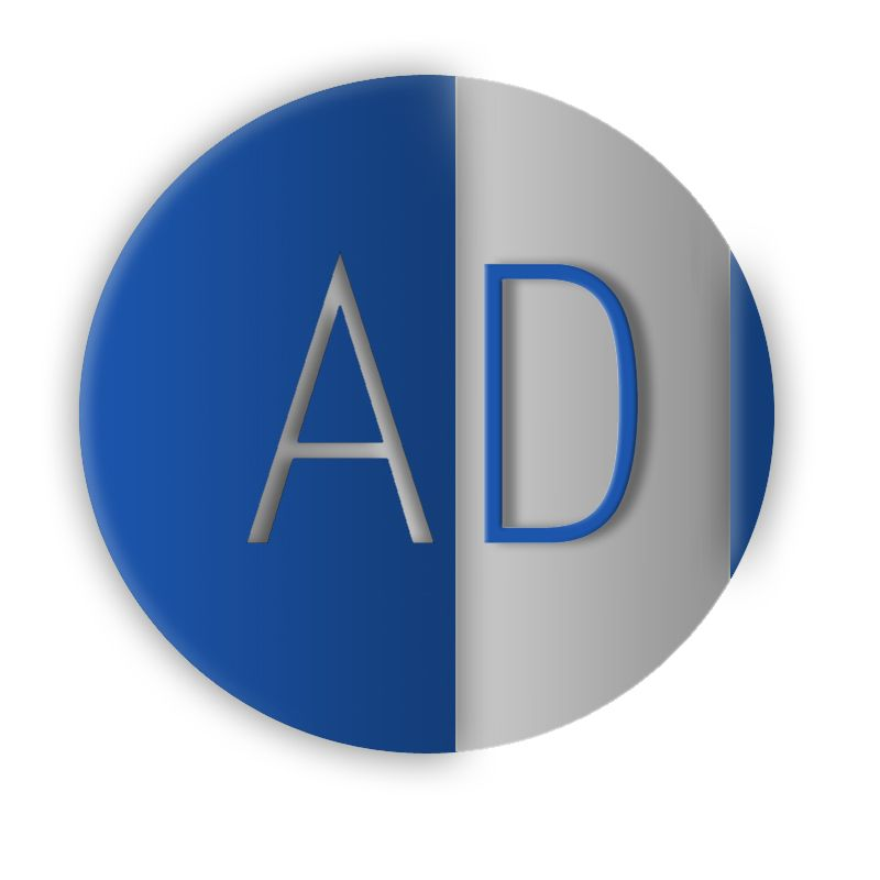 логотип для интернет агентства ADvertka - дизайнер kyryshka