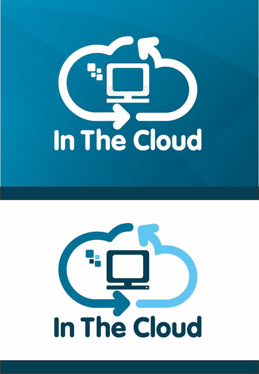 Логотип ИТ-компании InTheCloud - дизайнер Anton_Shohin
