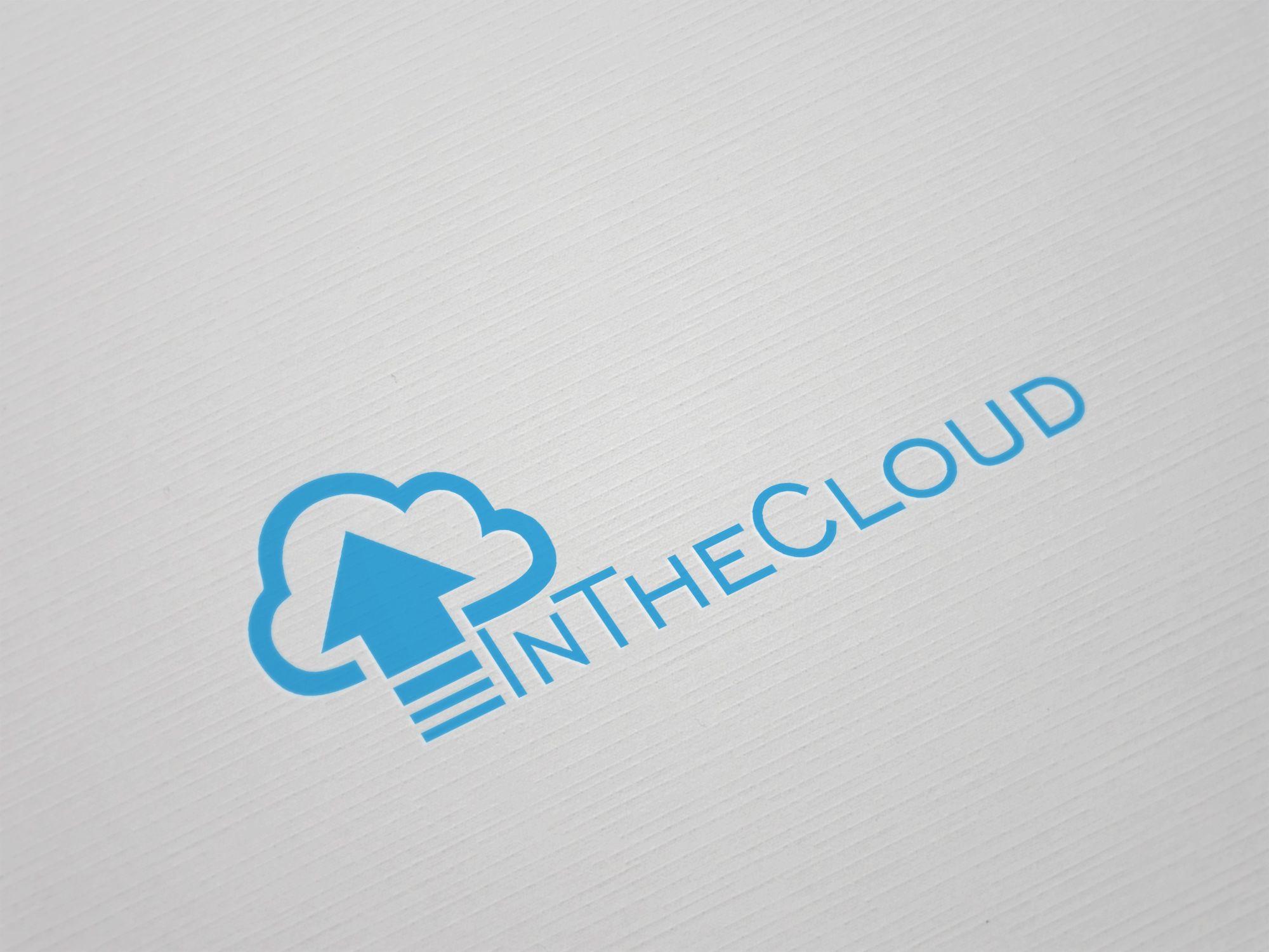 Логотип ИТ-компании InTheCloud - дизайнер Lepata