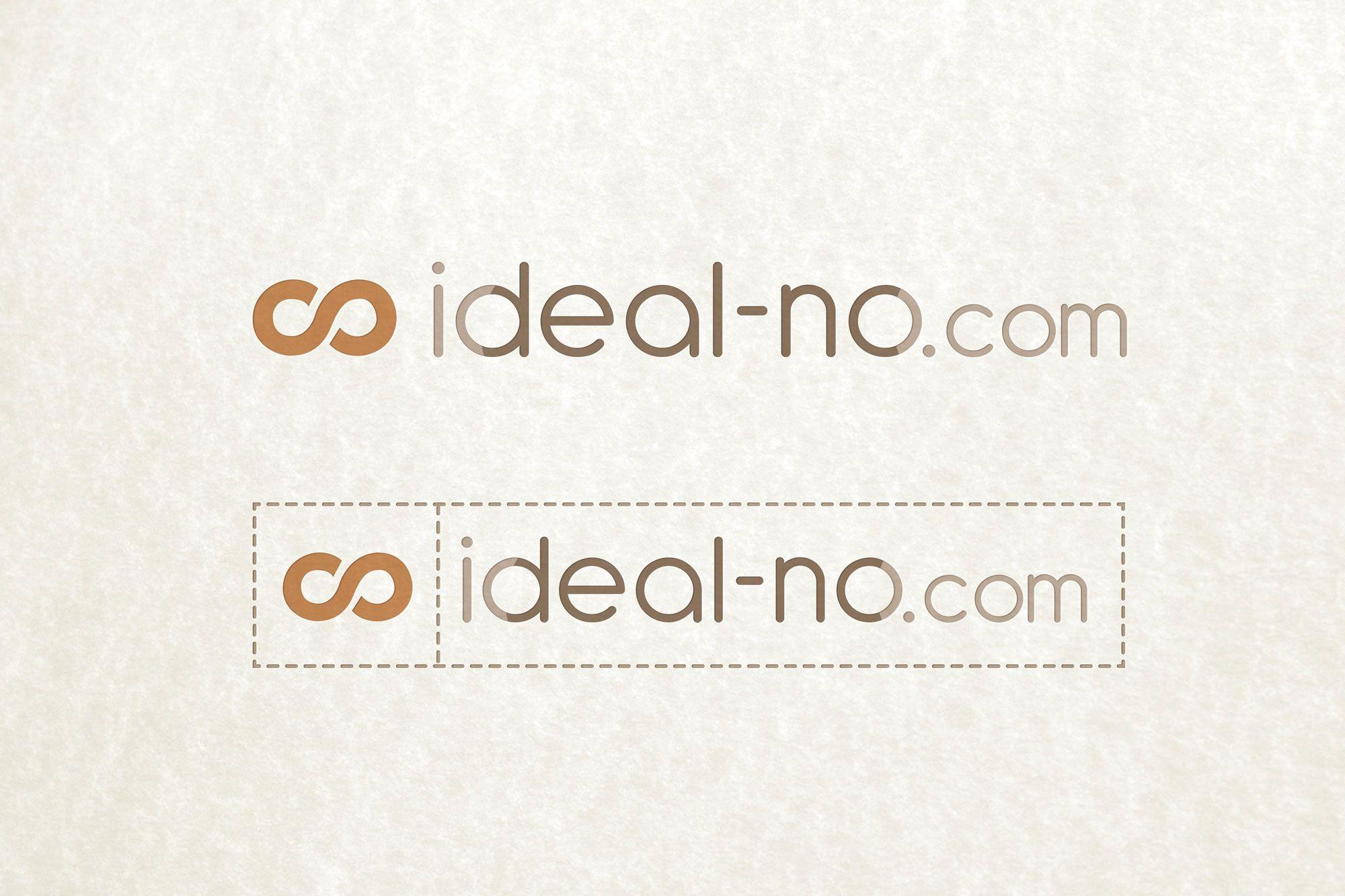 Логотип ideal-no.com - дизайнер ekaterina_m