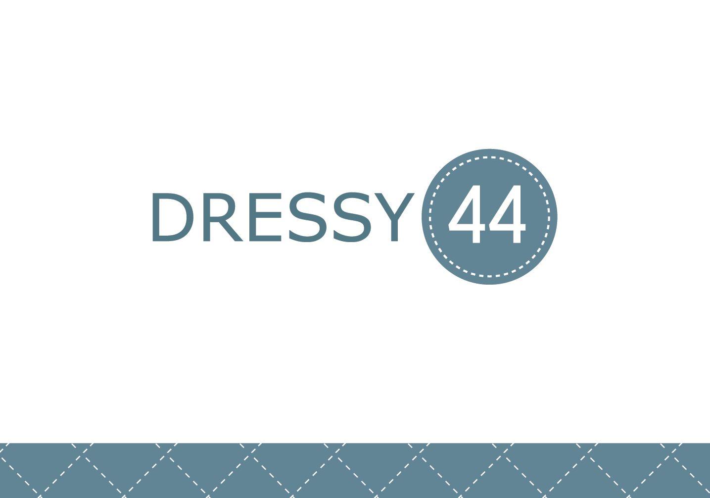 разработка логотипа _производство платьев - дизайнер andyul