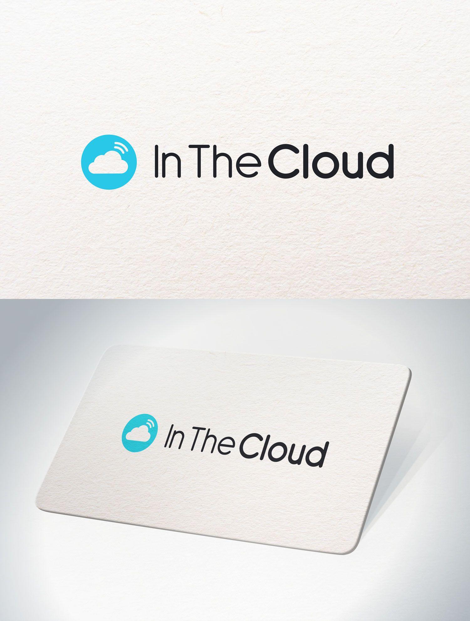 Логотип ИТ-компании InTheCloud - дизайнер ekaterina_m