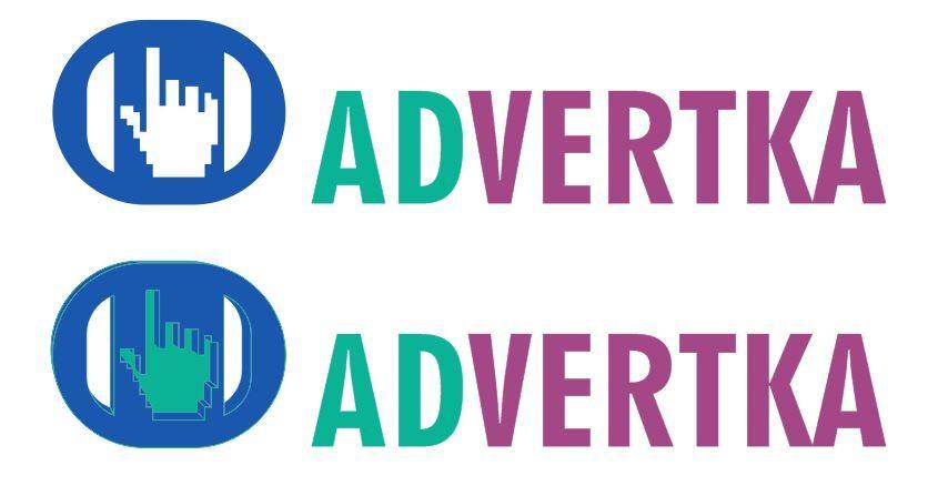 логотип для интернет агентства ADvertka - дизайнер baltomal