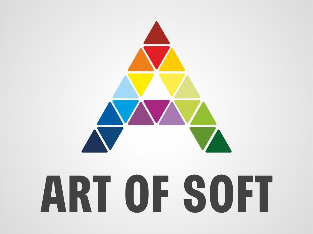 Логотип и фирменный стиль для разработчика ПО - дизайнер Anton_Shohin