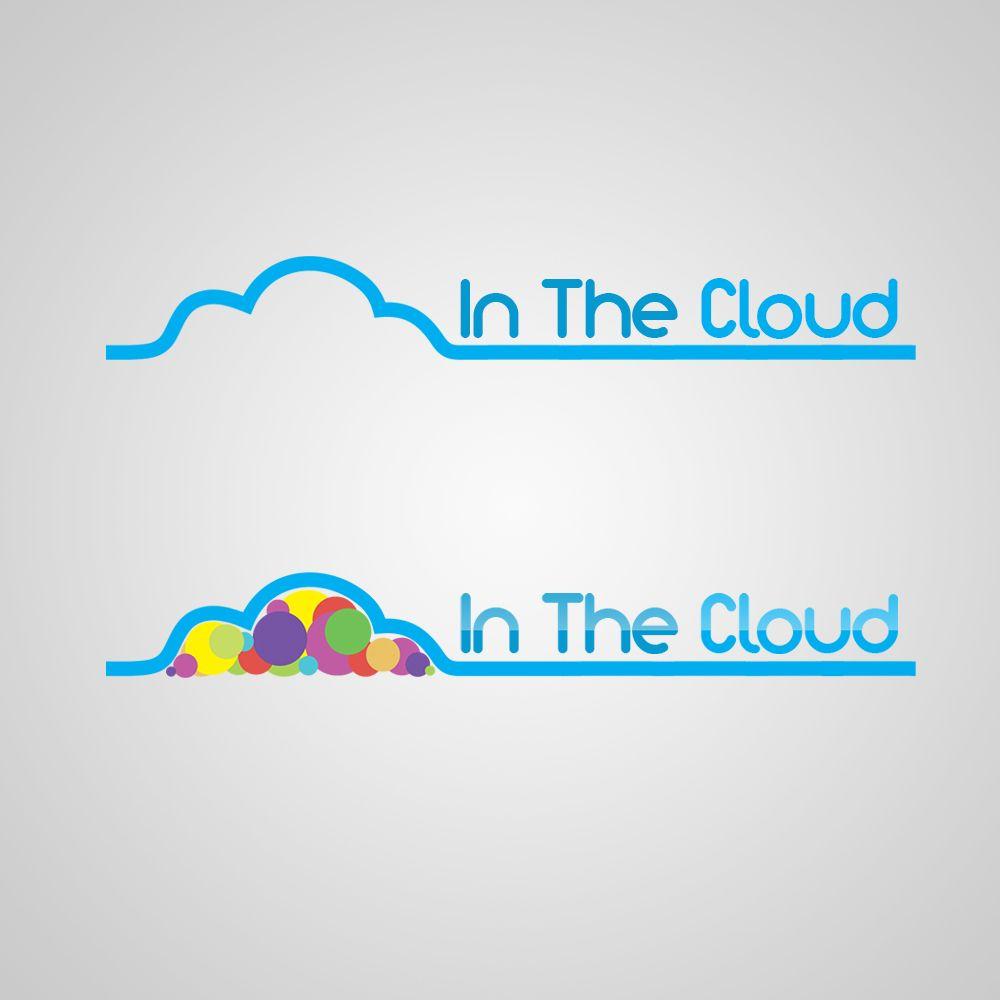 Логотип ИТ-компании InTheCloud - дизайнер Quain