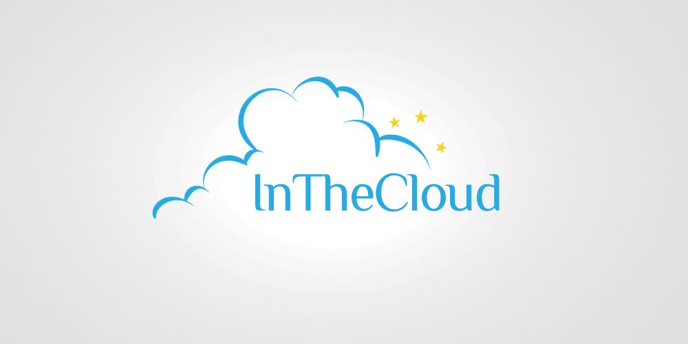 Логотип ИТ-компании InTheCloud - дизайнер Andrey_26