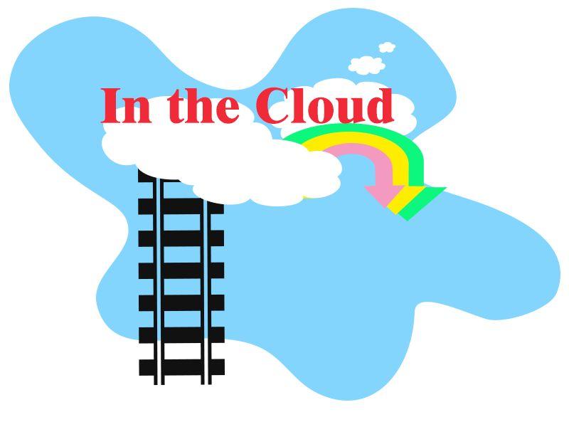 Логотип ИТ-компании InTheCloud - дизайнер mta0