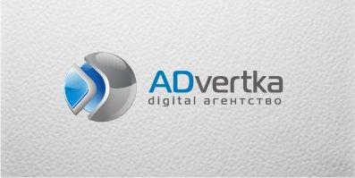 логотип для интернет агентства ADvertka - дизайнер F-maker