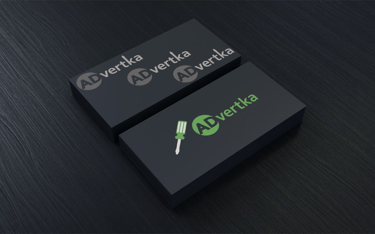 логотип для интернет агентства ADvertka - дизайнер vision