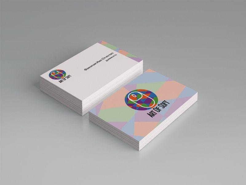 Логотип и фирменный стиль для разработчика ПО - дизайнер toft