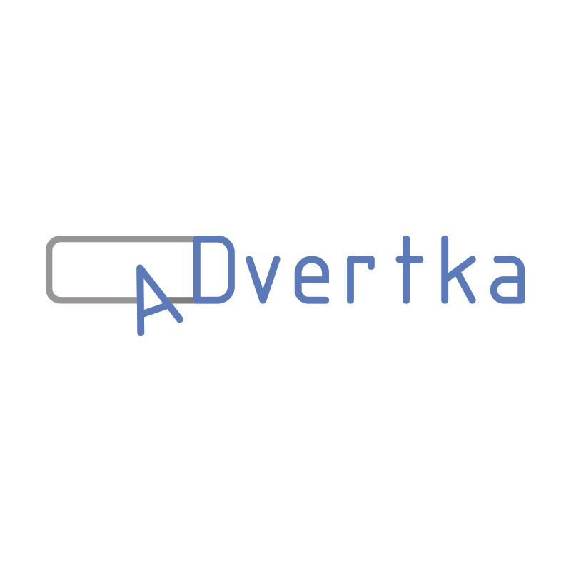 логотип для интернет агентства ADvertka - дизайнер Odinus