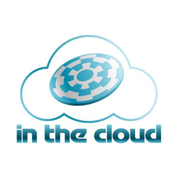 Логотип ИТ-компании InTheCloud - дизайнер zhutol