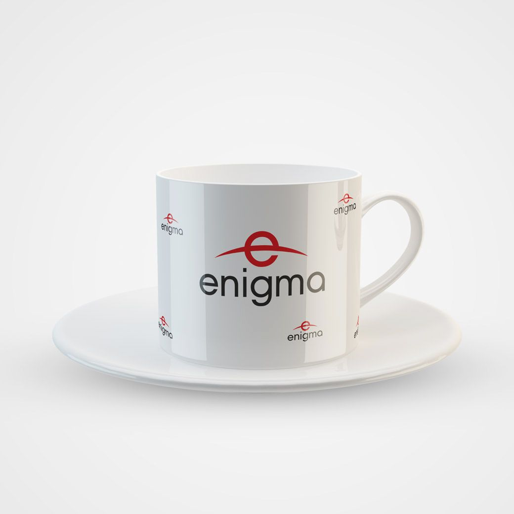 Логотип и фирмстиль для Enigma - дизайнер Alexey_SNG