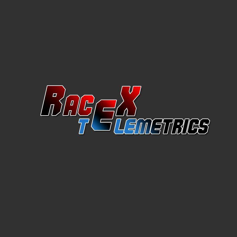 Логотип RaceX Telemetrics  - дизайнер Demensky