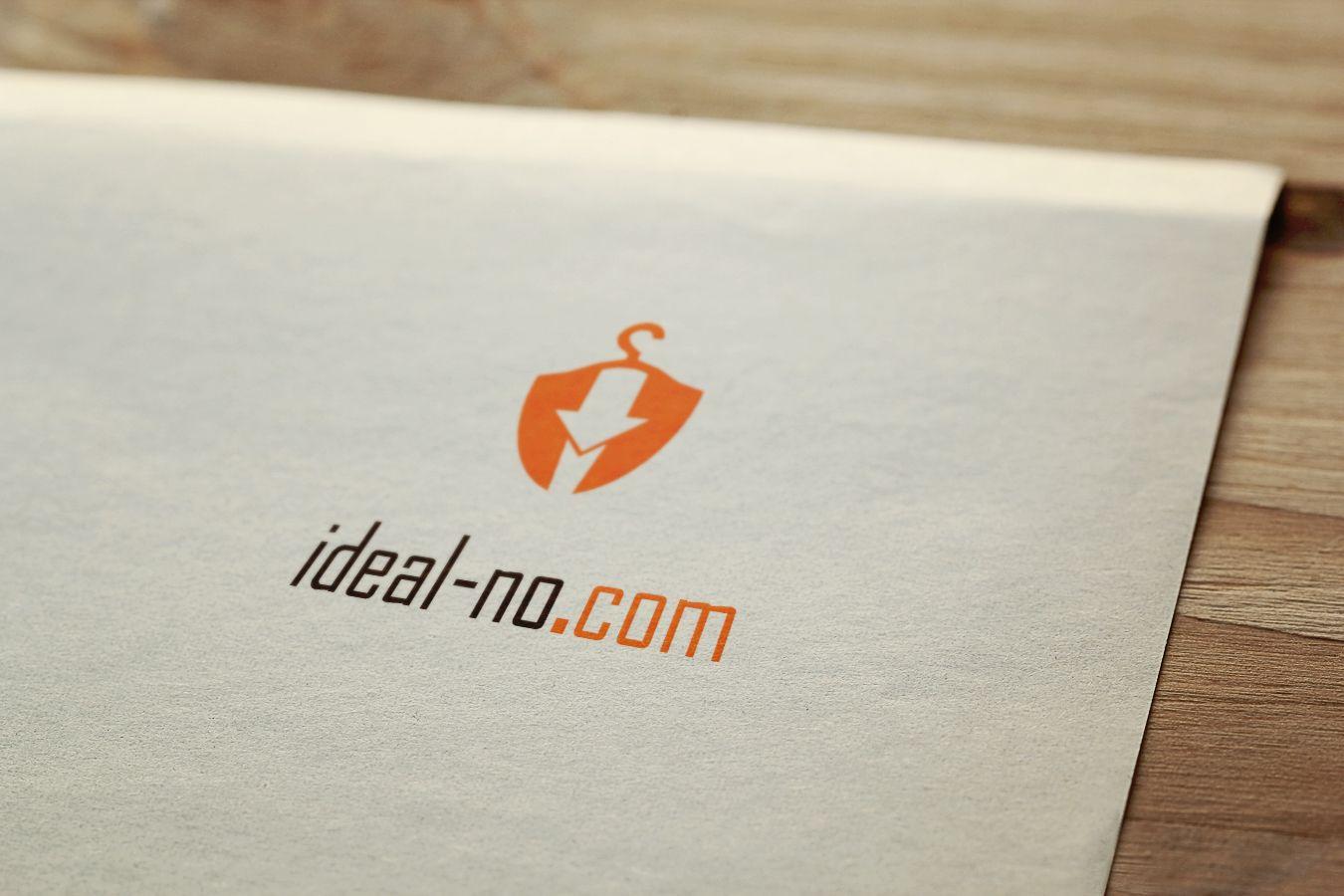 Логотип ideal-no.com - дизайнер Lepata