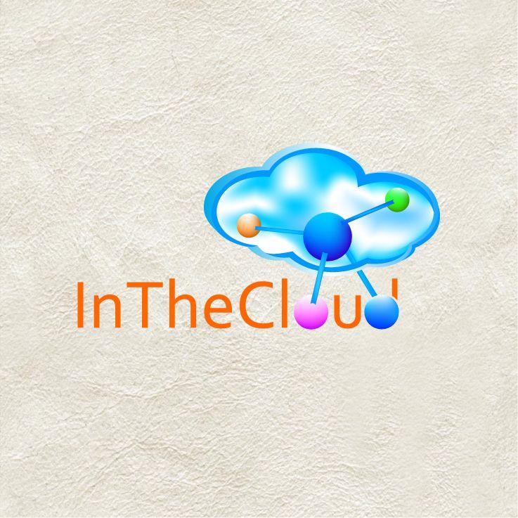 Логотип ИТ-компании InTheCloud - дизайнер Valentin1982