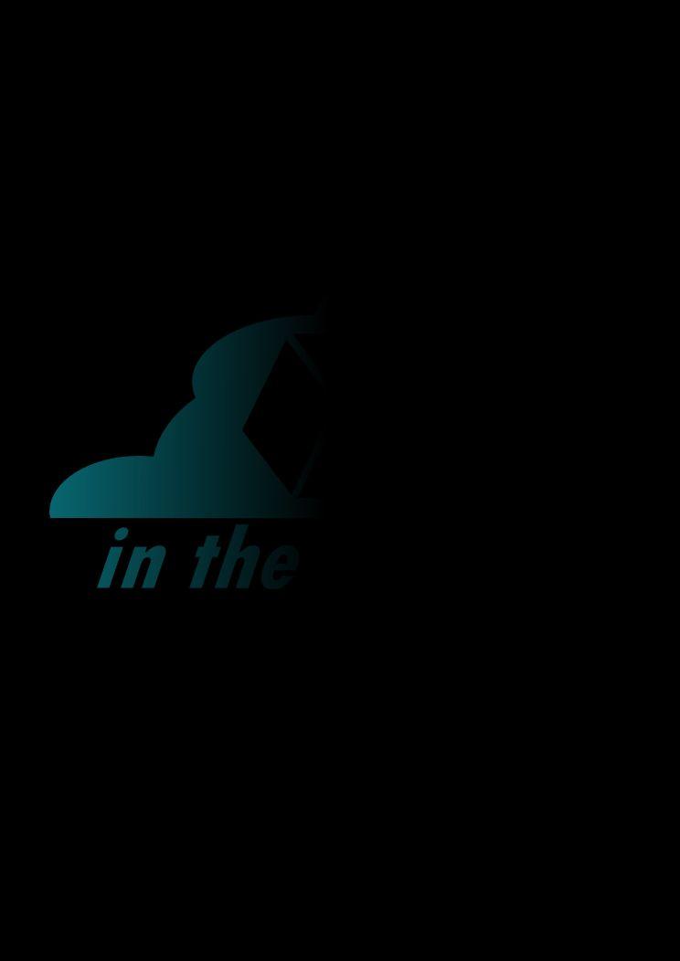 Логотип ИТ-компании InTheCloud - дизайнер jimmortal
