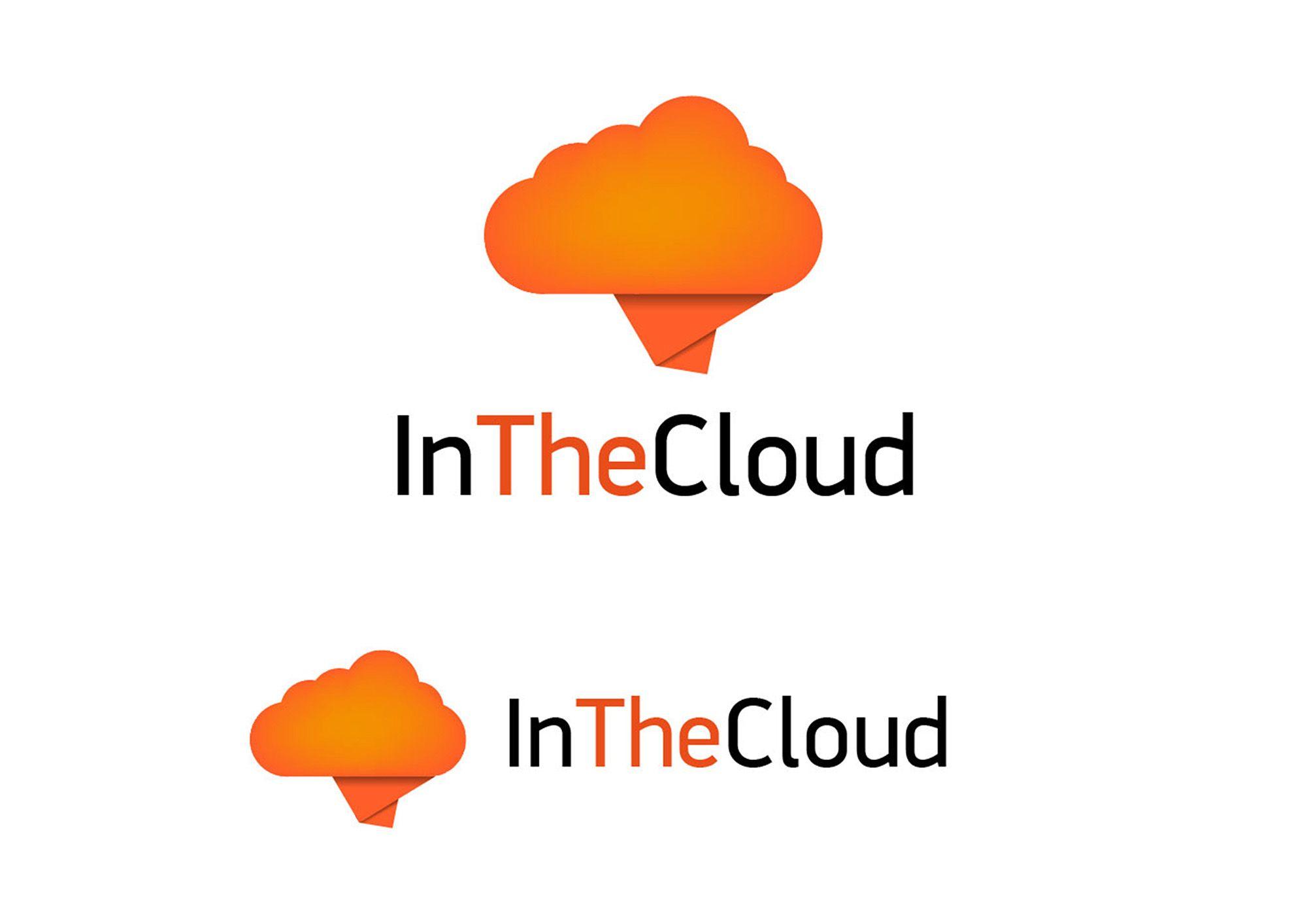 Логотип ИТ-компании InTheCloud - дизайнер maxkadwa