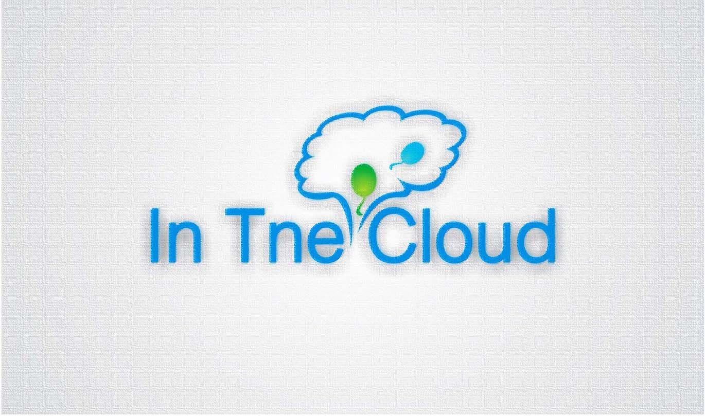 Логотип ИТ-компании InTheCloud - дизайнер Lucknni