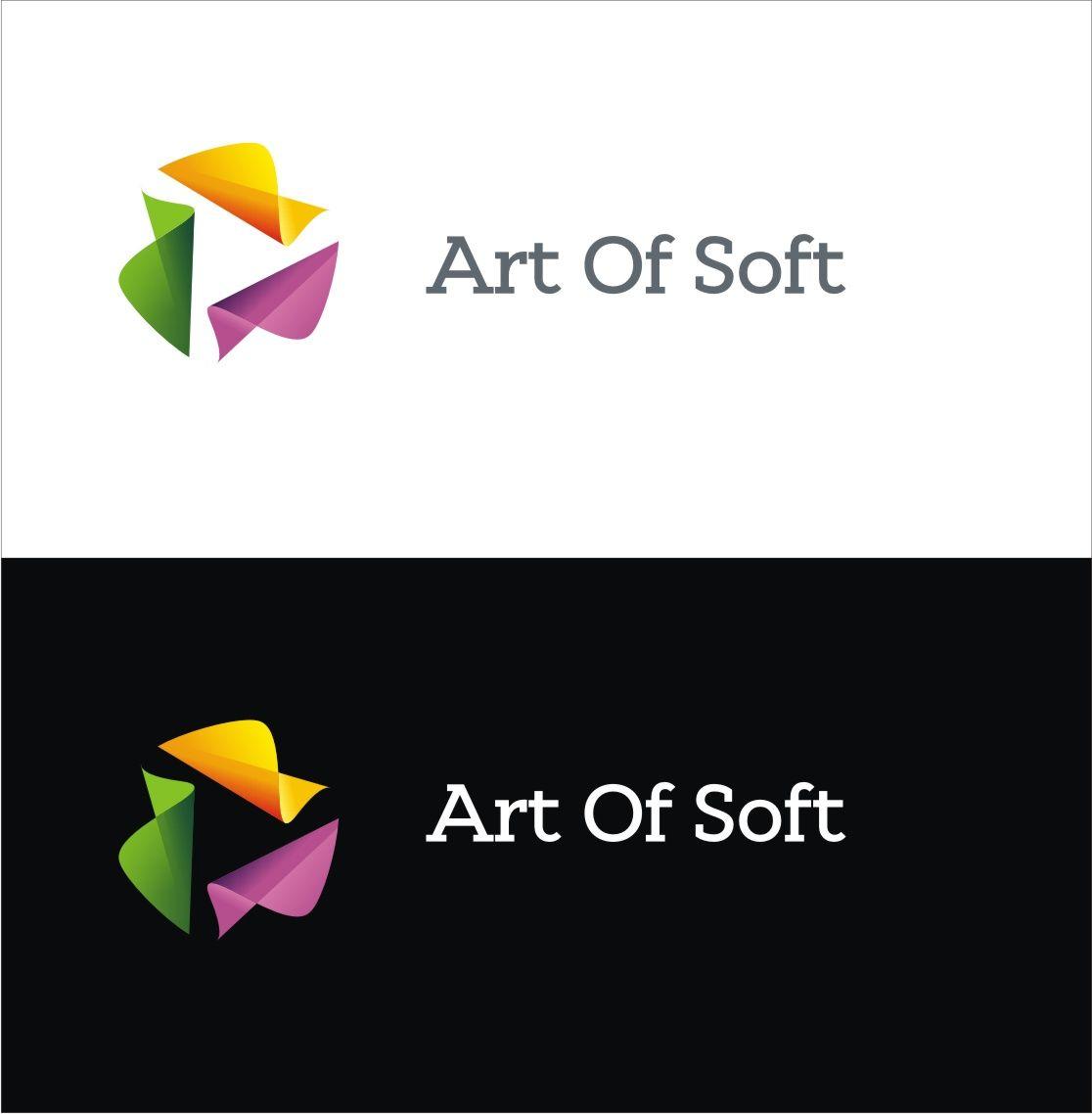 Логотип и фирменный стиль для разработчика ПО - дизайнер Olegik882