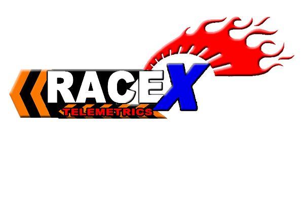 Логотип RaceX Telemetrics  - дизайнер aix23
