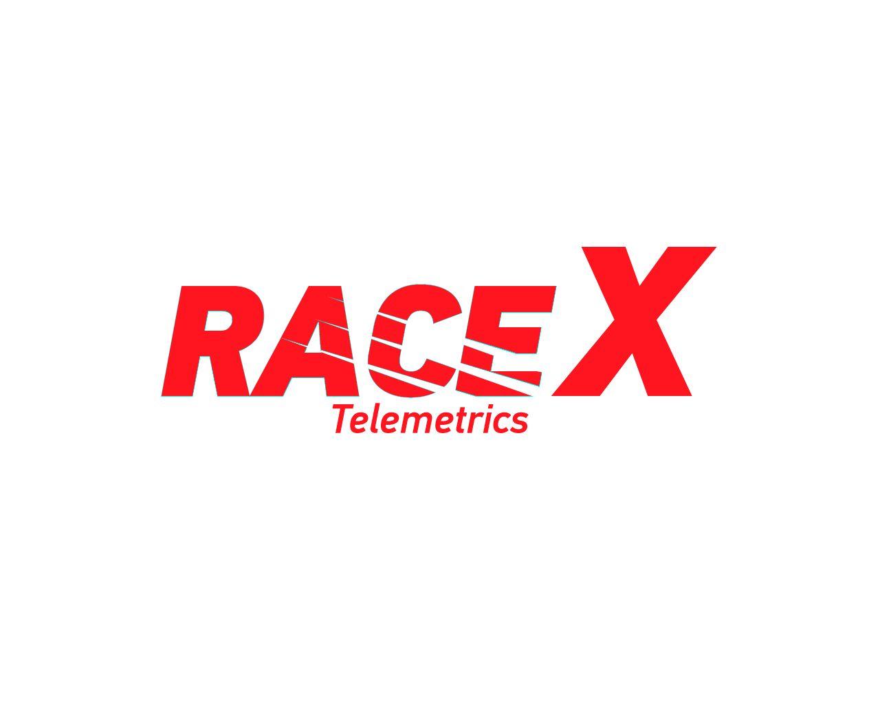 Логотип RaceX Telemetrics  - дизайнер chtozhe