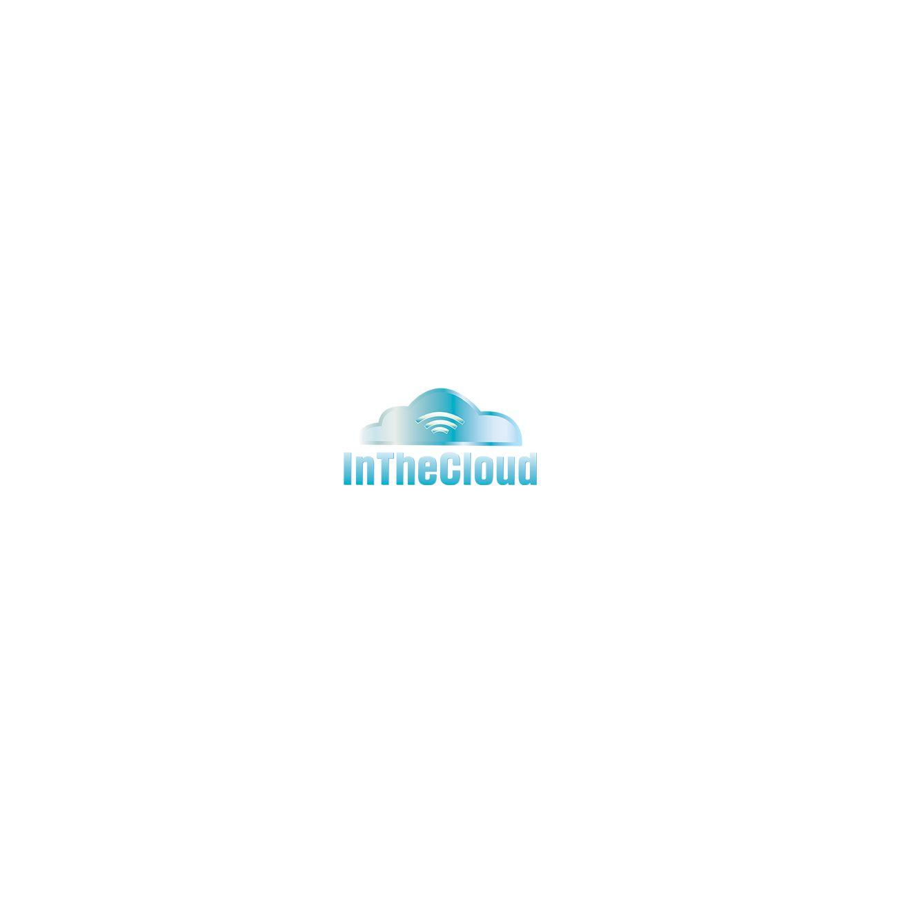 Логотип ИТ-компании InTheCloud - дизайнер SmolinDenis