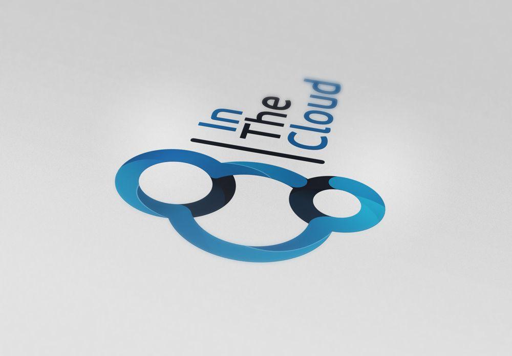 Логотип ИТ-компании InTheCloud - дизайнер Martins206