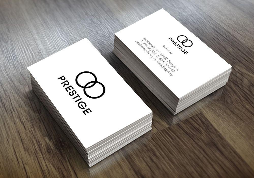 Логотип для свадебного агентства Prestige - дизайнер deco