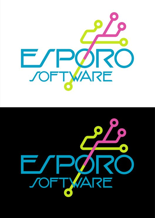 Логотип и фирменный стиль для ИТ-компании - дизайнер Krakazjava