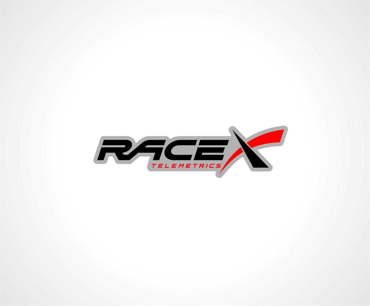 Логотип RaceX Telemetrics  - дизайнер GAMAIUN